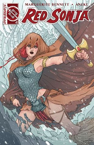 Red Sonja Vol. 3 #1: Digital Exclusive Edition by Marguerite Bennett, Aneke