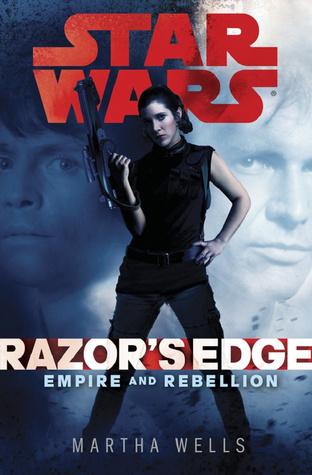 Razor's Edge by James S.A. Corey, Martha Wells