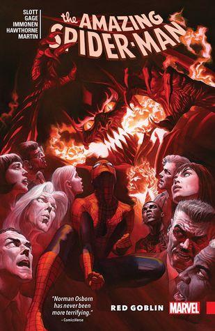 Amazing Spider-Man: Red Goblin by Dan Slott, Christos Gage, David Hein