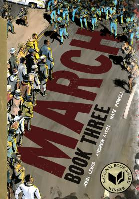 March: Book Three by John Lewis, Andrew Aydin