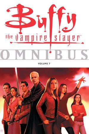 Buffy the Vampire Slayer Omnibus Vol. 7 by Cliff Richard, Scott Allie, Amber Benson, Jim Pascoe, Jane Espenson, Joss Whedon, Tom Fassbender