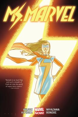 Ms. Marvel Vol. 2 by