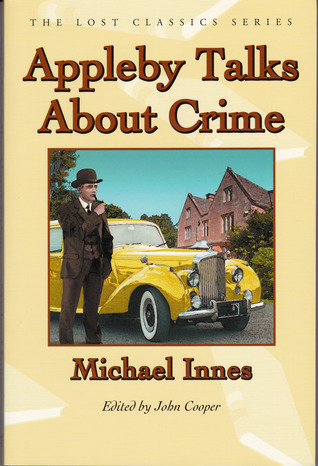 Appleby Talks about Crime by John Cooper, Michael Innes