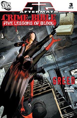 Crime Bible: The Five Lessons (2007-) #3 by Steve Leiber, Matthew Clark, Greg Rucka
