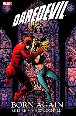 Daredevil: Born Again by Frank Miller, David Mazzucchelli