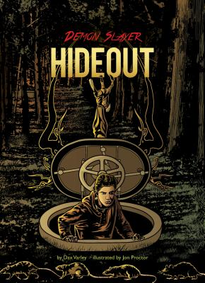 Book 1: Hideout by Dax Varley