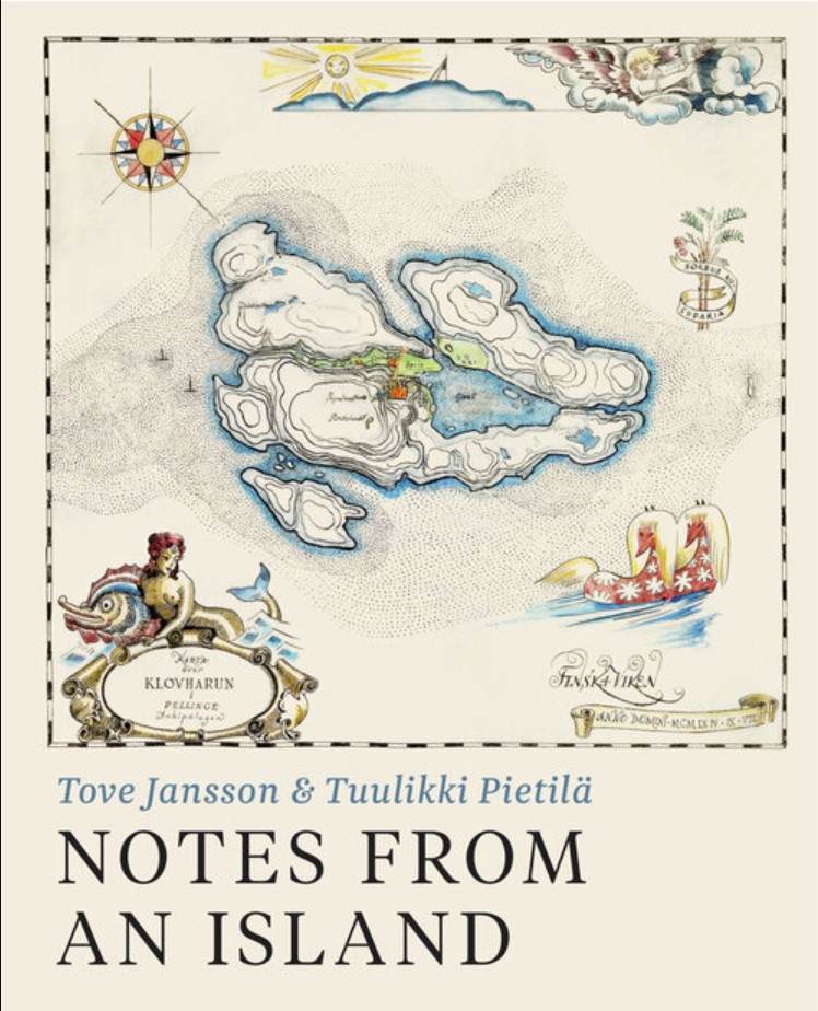 Notes from an Island by Tove Jansson