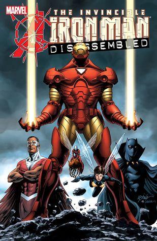 Avengers Disassembled: Iron Man by John Jackson Miller, Tony Harris, Mark Ricketts
