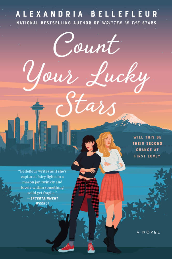 Count Your Lucky Stars by Alexandria Bellefleur