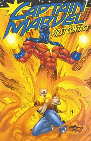 Captain Marvel: First Contact by Peter David, ChrisCross, James W. Fry III, Ron Lim