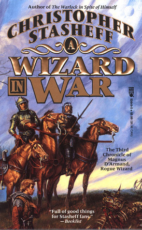 A Wizard in War by Christopher Stasheff
