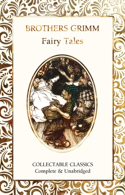 Brothers Grimm Fairy Tales by Brothers Grimm