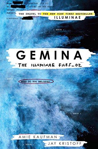 Gemina by Jay Kristoff, Amie Kaufman