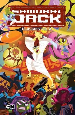 Samurai Jack Classics, Volume 2 by Jim Alexander, Jason Hall, Robbie Busch