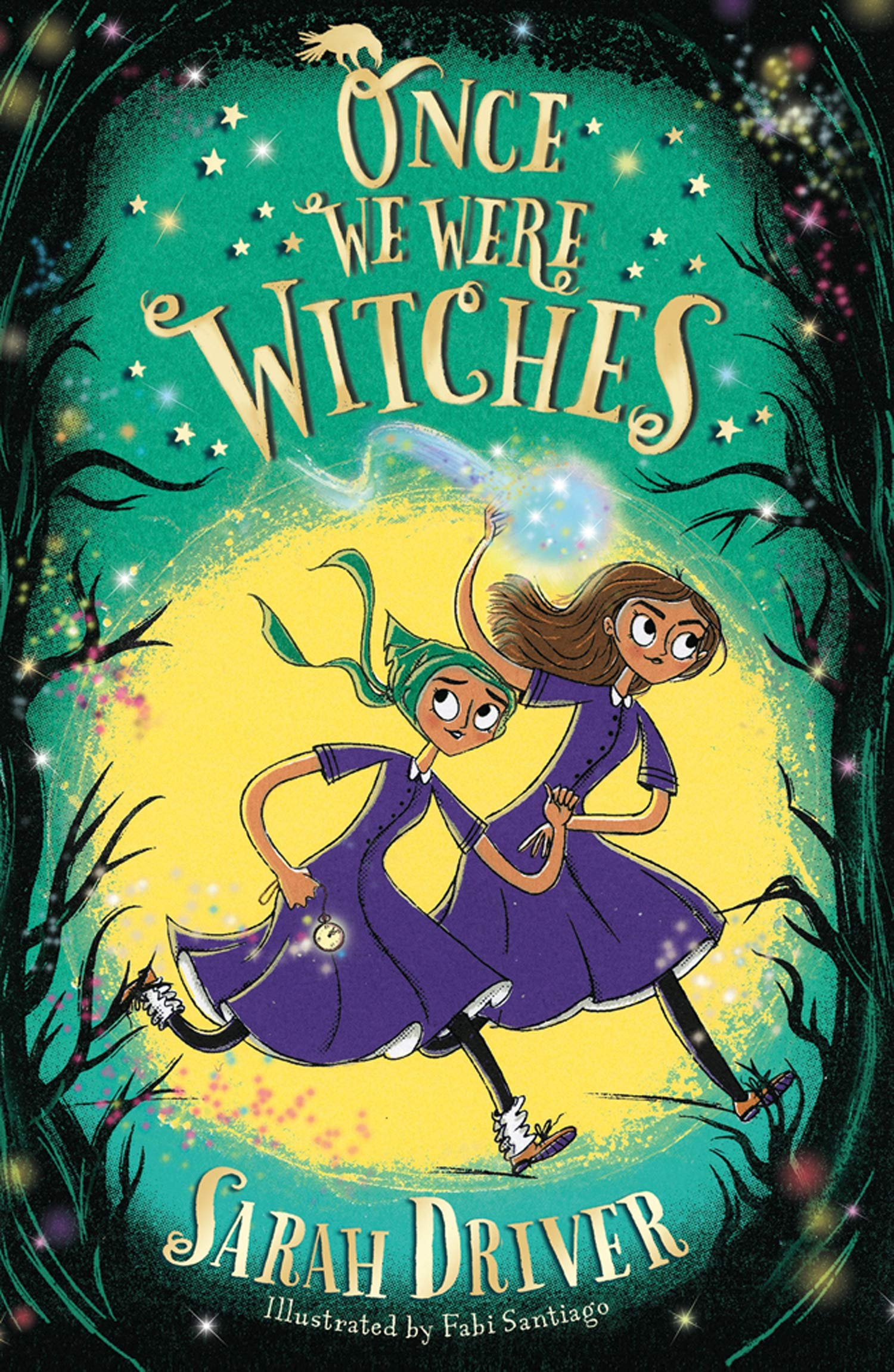 Once We Were Witches by Sarah Driver