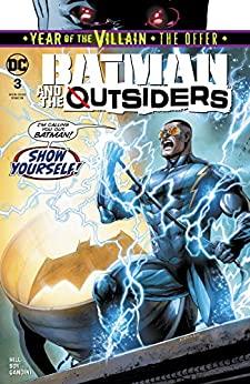 Batman and the Outsiders (2019-) #3 by Bryan Edward Hill, Tyler Kirkham, Dexter Soy, Arif Prianto