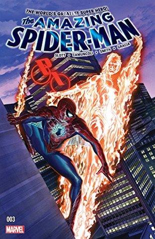 Amazing Spider-Man (2015-2018) #3 by Сергій Ковальчук, Dan Slott, Alex Ross, Giuseppe Camuncoli
