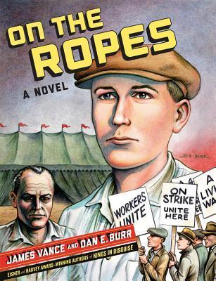 On the Ropes by Dan E. Burr, James Vance