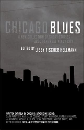 Chicago Blues by Libby Fischer Hellmann