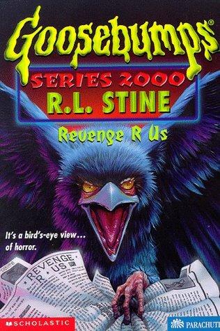 Revenge R Us by R.L. Stine