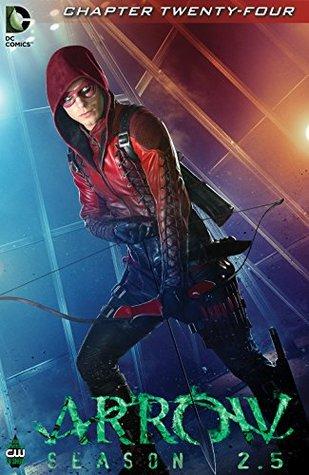 Arrow: Season 2.5 (2014-) #24 by Joe Bennett, Marc Guggenheim