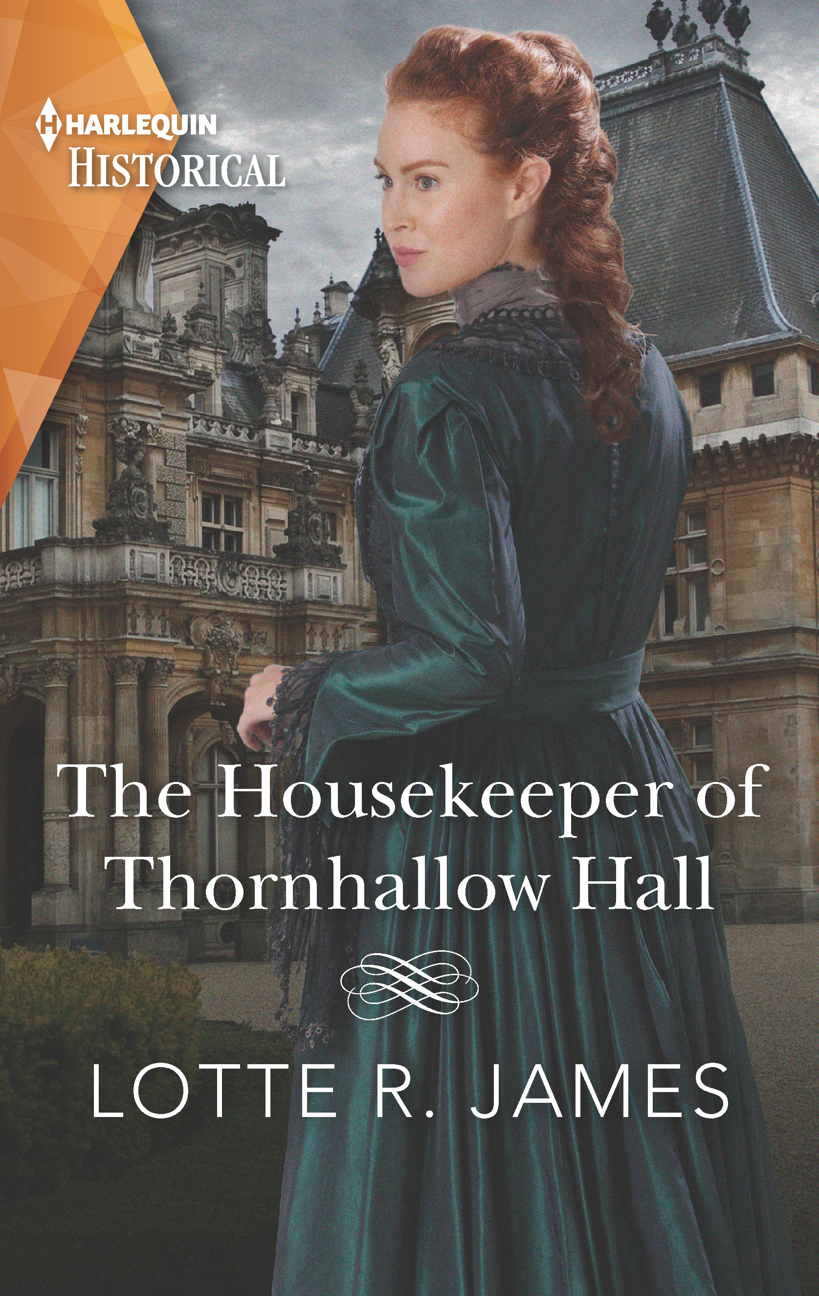 The Housekeeper of Thornhallow Hall: A gripping gothic debut by Lotte R. James