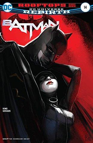 Batman #14 by Mitch Gerads, Tom King, Stephanie Hans