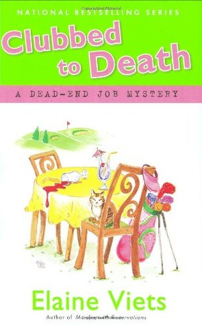 Clubbed to Death by Elaine Viets