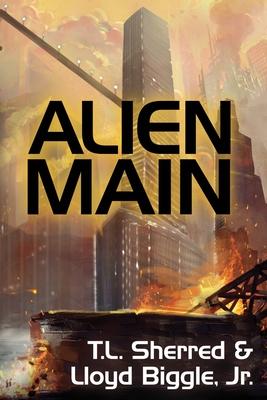 Alien Main by Biggle Lloyd, T. L. Sherred