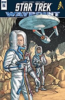 Star Trek: Waypoint #5 by Simon Roy, Cavan Scott
