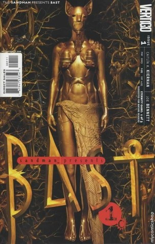 Bast: Eternity Game by Mariah Huehner, Pamela Rambo, Clem Robins, Shelly Bond 'Roeberg', Joe Bennett, Caitlín R. Kiernan, Dave McKean, Zylonol