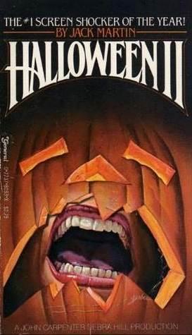 Halloween II by Jack Martin, Dennis Etchison