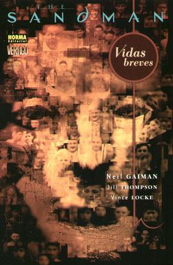 The Sandman: Vidas Breves by Vince Locke, Jill Thompson, Neil Gaiman