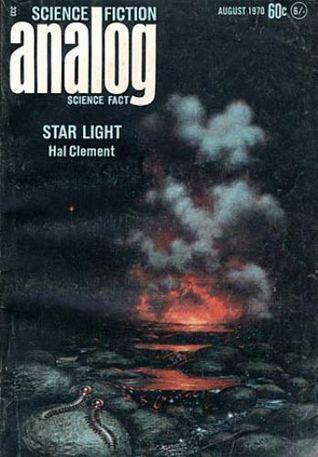 Analog Science Fiction and Fact, 1970 August by Hal Clement, Walter B. Hendrickson Jr., Harlan Ellison, W. Macfarlane, Ben Bova, Rob Chilson, John W. Campbell Jr., Howard L. Myers