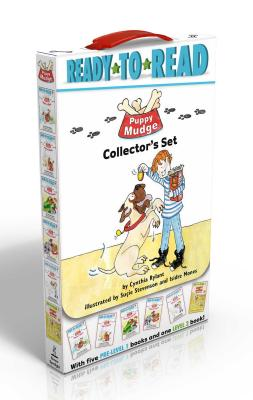 Puppy Mudge Collector's Set: Puppy Mudge Finds a Friend; Puppy Mudge Has a Snack; Puppy Mudge Loves His Blanket; Puppy Mudge Takes a Bath; Puppy Mu by Cynthia Rylant