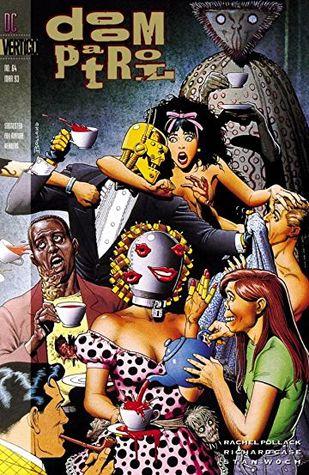 Doom Patrol (1987-1995) #64 by Rachel Pollack, Richard Case