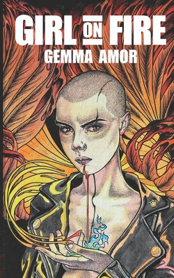 Girl on Fire by Gemma Amor