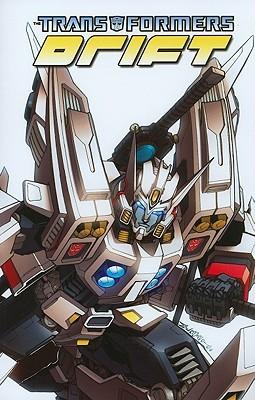 Transformers: Drift by Alex Milne, Shane McCarthy