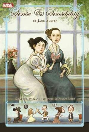 Sense & Sensibility by Nancy Butler, Sonny Liew, Jane Austen