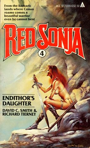 Endithor's Daughter by David C. Smith, Richard L. Tierney