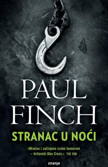 Stranac u noći by Paul Finch