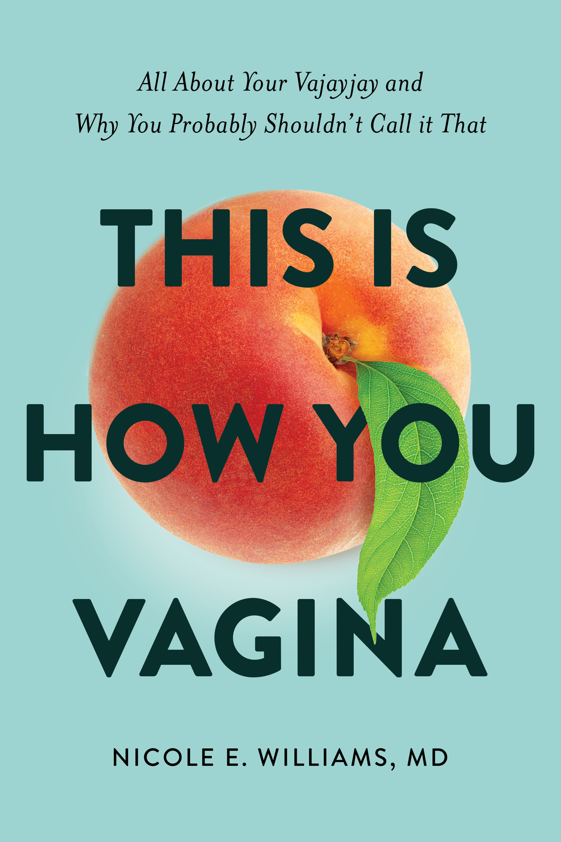 This is How You Vagina: All About Your Vajayjay and Why You Probably Shouldn't Call it That by Nicole E. Williams