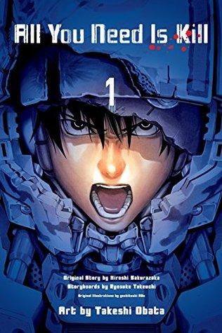 All You Need is Kill, Vol. 1 by Yoshitoshi ABe, Hiroshi Sakurazaka, Takeshi Obata, Ryōsuke Takeuchi