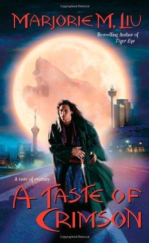 A Taste of Crimson by Marjorie M. Liu