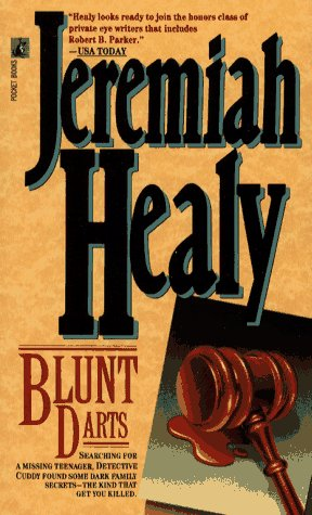 Blunt Darts by Jeremiah Healy