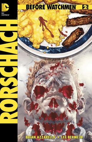 Before Watchmen: Rorschach #2 by John Higgins, Brian Azzarello, Lee Bermejo