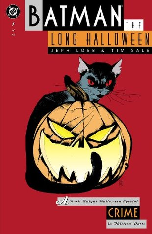 Batman: The Long Halloween #1 by Jeph Loeb