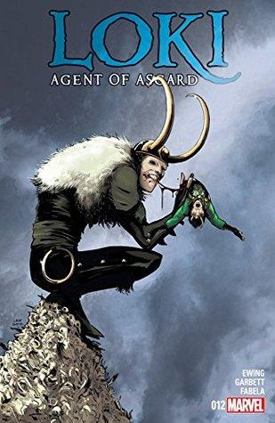 Loki: Agent of Asgard #12 by Al Ewing, Lee Garbett