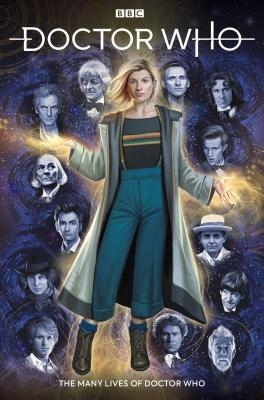 Doctor Who: The Many Lives of Doctor Who by Giorgia Sposito, Richard Dinnick, Pasquale Qualano