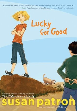 Lucky for Good by Erin Mcguire, Susan Patron